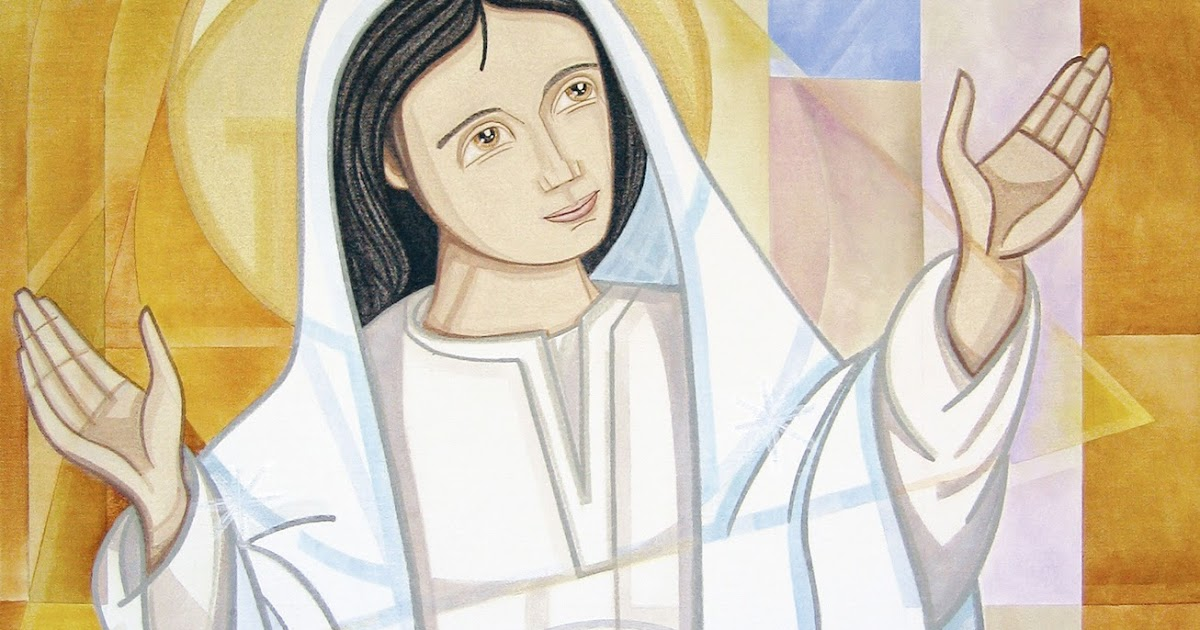 Virgen del Magníficat